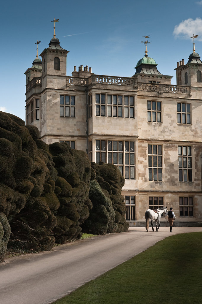 Audley House for English Heritage