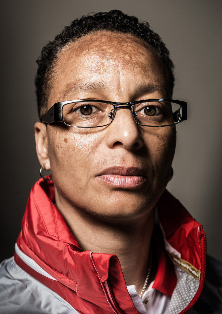 Hope Powell for Olympic Football Programme