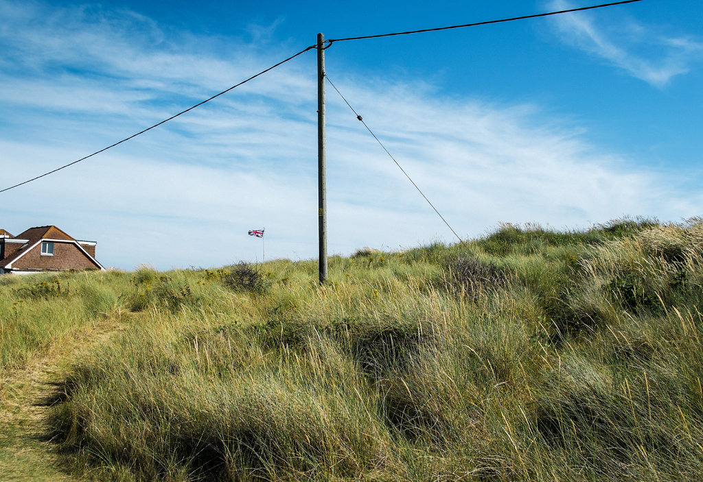 Union Jack, Camber Sands