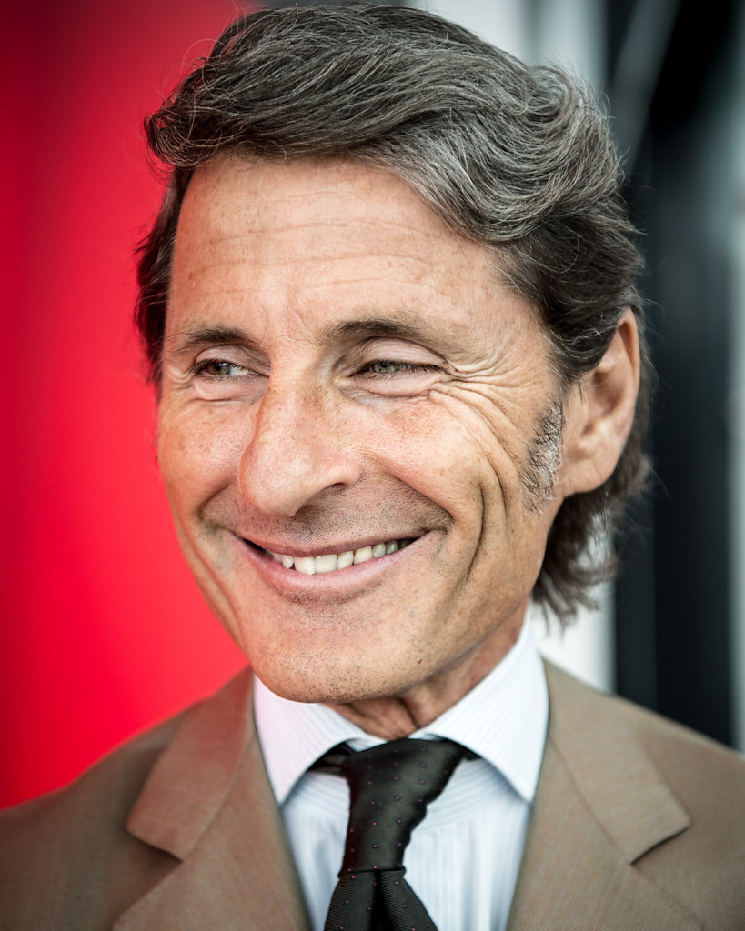 Stephan Winkelmann, CEO Audi Sport for Car Magazine